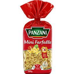 Panzani Panzani Mini Farfalle le paquet de 500 g