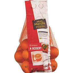 Oranges A DESSERT