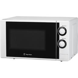 King d'Home Four micro-ondes 20 l solo KDMW05439 blanc le four