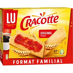 Cracotte - Tartines Craquantes au froment