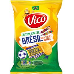 Chips Brésil saveur grill Do Rio