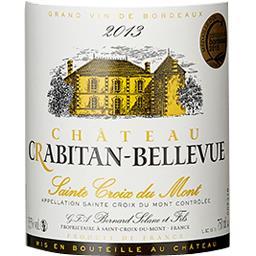 Sainte Croix du Mont Château Crabitan Bellevue vin B...
