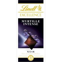 Excellence - Chocolat noir myrtille intense aux aman...