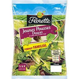 Florette Florette Mélange jeunes pousses douces le sachet de 175 g - Format familial