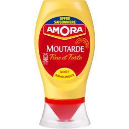 Moutarde fine et forte