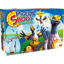 Pigeon Shoot 3 pigeons