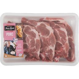 Côtes échine de porc