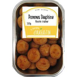 Pommes dauphines fraîches