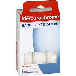 Bandes extensibles lavables, spécial doigts, poignet...