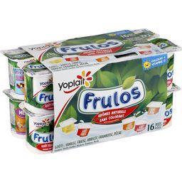 Frulos - Yaourt aromatisés fruits assortis