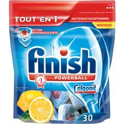 Powerball - Tablettes lave-vaisselle Tout en 1 citron