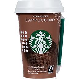 Boisson lactée Cappuccino