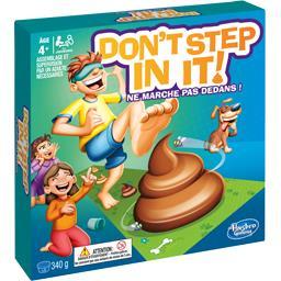 Don't Step In it - Ne Marche pas Dedans