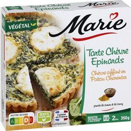 Marie Marie Tarte chèvre épinards la boite de 350 g