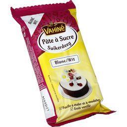 Pâte à sucre blanche