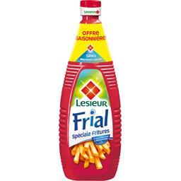 Frial Huile végétale spéciale fritures la bouteille de 1 l - offre spéciale
