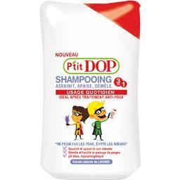 Shampooing 3 en 1 aux extraits naturels de lavande