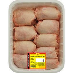 Haut cuisse poulet blanc déjointé