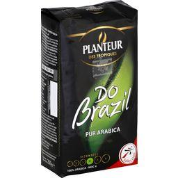 Do Brasil, café moulu pur arabica