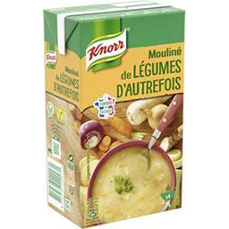 Knorr Knorr Mouliné de légumes d'autrefois la brique de 1 l