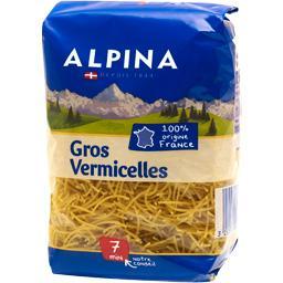 Alpina Savoie Les Gros Vermicelles Savoisiens