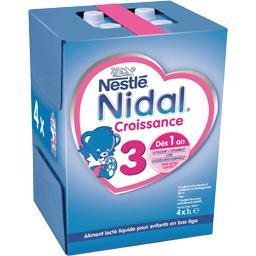Croissance - Lait liquide 3, dès 1 an