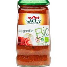 Bolognaise sans gluten BIO