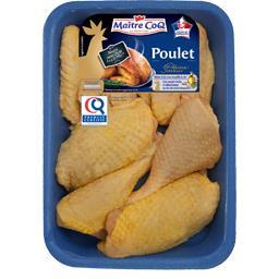 Pleine Saveur - Découpe de poulet jaune