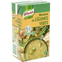 Knorr Knorr Mouliné de légumes verts la brique de 1 l