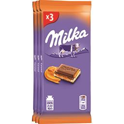 Milka Chocolat caramel