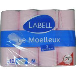 Papier toilette Le Moelleux