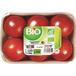 Tomates rondes BIO