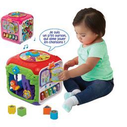 Super Cube des découvertes