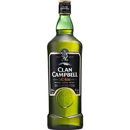 Clan Campbell Clan Campbell Blended Scotch Whisky The Noble la bouteille de 1 l