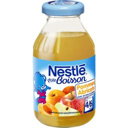 P'tite Boisson - Boisson pommes abricots sans sucres...