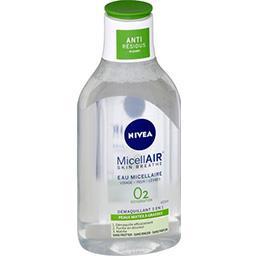 Eau micellaire 02 Oxygénation MicellAir