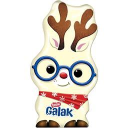 Nestlé Nestlé Chocolat Galak - Figurine Renne chocolat au lait le moulage de 88 g