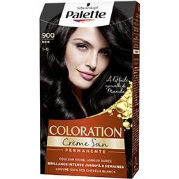 Coloration crème soin noir 900