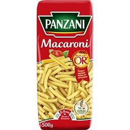 Panzani Panzani Macaroni le paquet de 500 g