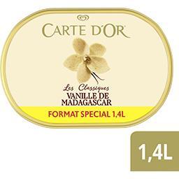 Carte d'Or Les Authentiques - Crème glacée vanille de Madagasca...