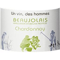 Beaujolais Les Hommes - Signé Vignerons vin Blanc sec 2017
