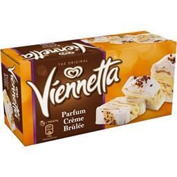 Viennetta Viennetta Glace parfum Crème Brûlée la boite de 350 g
