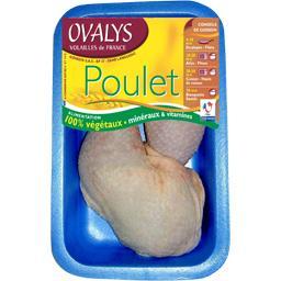 Cuisses de poulet déjointées