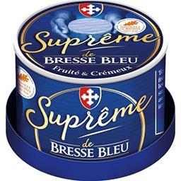 Bresse Bleu Bresse Bleu Fromage Bleu Suprême la boite de 200 g