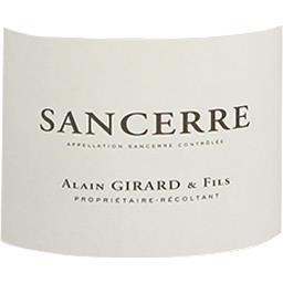 Sancerre Domaine Girard vin Blanc sec 2017