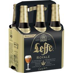 Bière blonde Supérieure