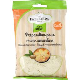 LA PATELIERE Préparation pour Crème Amandine 200 g
