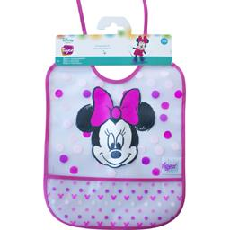 Disney Baby - Bavoir imperméable Minnie +12 m