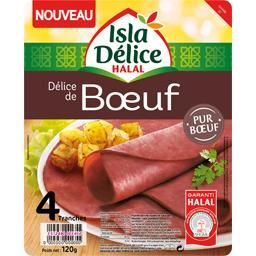 Délice de bœuf halal