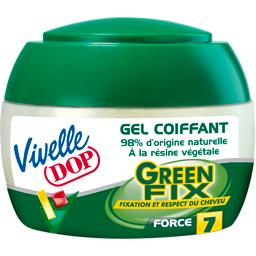 Green Fix - Gel coiffant Green Fix force 7